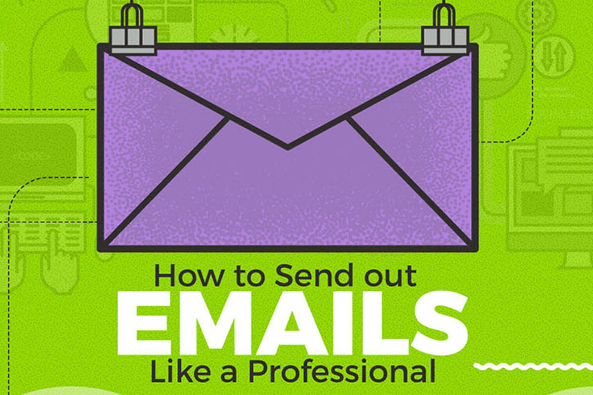 Email Infographic Cover