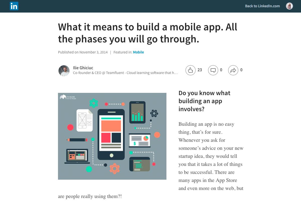 digital marketing for mobile app development company_linkedin