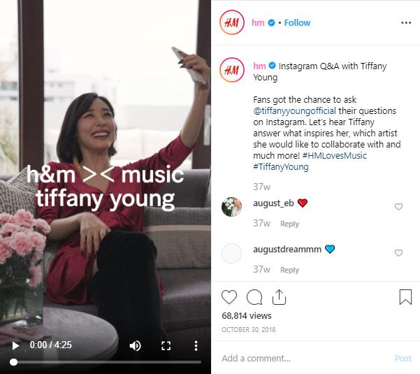 HM-Instagram-QA